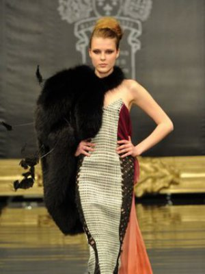 ULUBIONA MARKA LADY GAGI NA FASHIONPHILOSOPHY FASHION WEEK POLAND 2011/12