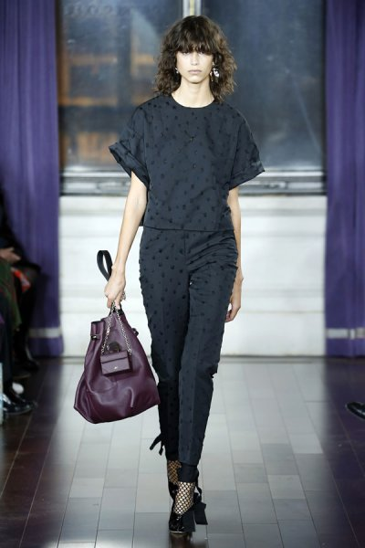 JASON WU READY-TO-WEAR JESIEŃ ZIMA 2017
