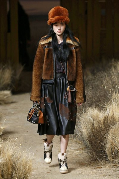 COACH READY-TO-WEAR JESIEŃ ZIMA 2017