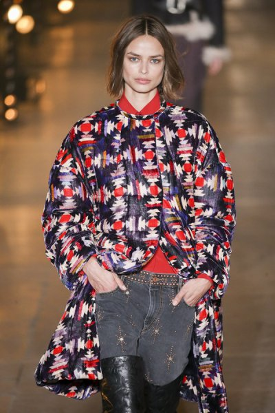 ISABEL MARANT READY-TO-WEAR JESIEŃ ZIMA 2017