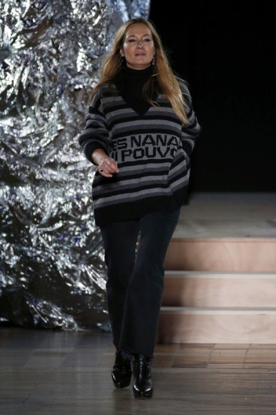 SONIA RYKIEL READY-TO-WEAR JESIEŃ ZIMA 2017