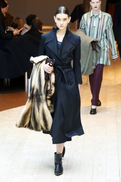 CÉLINE READY-TO-WEAR JESIEŃ ZIMA 2017