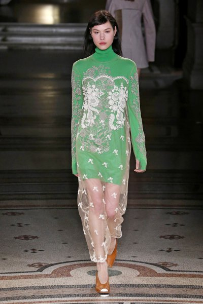 STELLA MCCARTNEY READY-TO-WEAR JESIEŃ ZIMA 2017