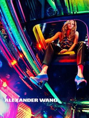ALEXANDER WANG - KAMPANIA WIOSNA LATO 2015