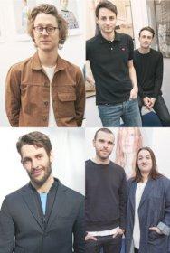 8 FINALISTÓW LVMH YOUNG FASHION DESIGNERS PRIZE 2015