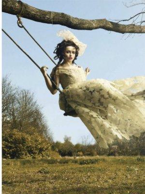 WONDERFUL WORLD OF HELENA, CZYLI HELENA BONHAM CARTER W HARPER'S BAZAAR UK