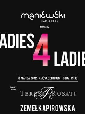 LADIES 4 LADIES – WYJĄTKOWY POKAZ KOLEKCJI TERESY ROSATI W KRAKOWIE WYGRAJ ZAPROSZENIE