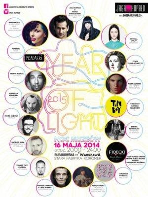 YEAR OF LIGHT 2015 - NOC MUZEÓW W PRACOWNI JAGI HUPAŁO