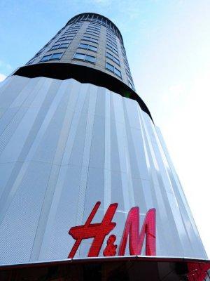 H&M OTWIERA PIERWSZY SKLEP W AMERYCE POŁUDNIOWEJ