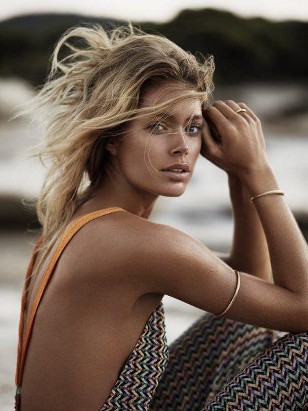 BEACH WAVES, CZYLI SURFERSKI LOOK
