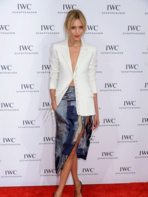 "ANJA RUBIK Z MĘŻEM NA KOLACJI ""FOR THE LOVE OF CINEMA"""