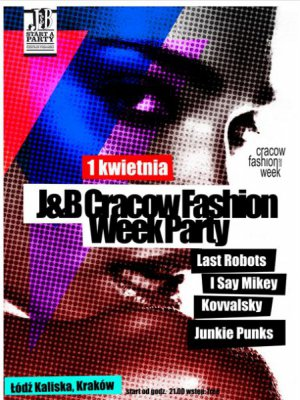 J&B CRACOW FASHION WEEK PARTY