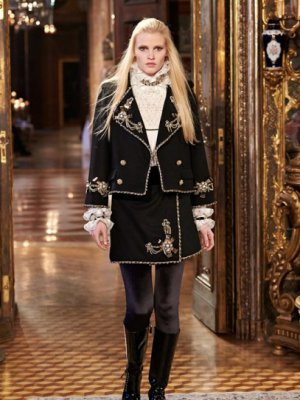 CHANEL - KOLEKCJA MÉTIERS D'ART PARIS- SALZBURG PRE FALL 2015