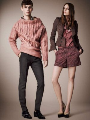 PRE-COLLECTION BURBERRY PRORSUM WIOSNA LATO 2013