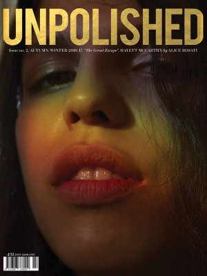 UNPOLISHED MAGAZINE #2 THE GREAT ESCAPE