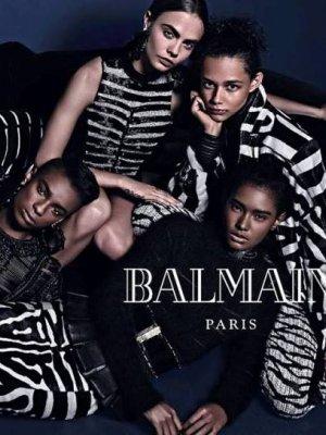 KAMPANIA BALMAIN JESIEŃ ZIMA 2014/2015