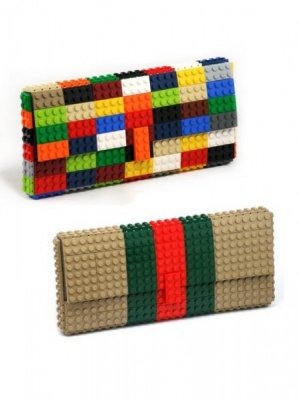 TOREBKI Z KLOCKÓW LEGO MARKI AGABAG