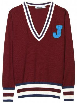 MONOGRAM SWEATER – CZYLI POWRÓT DO COLLEGE'U