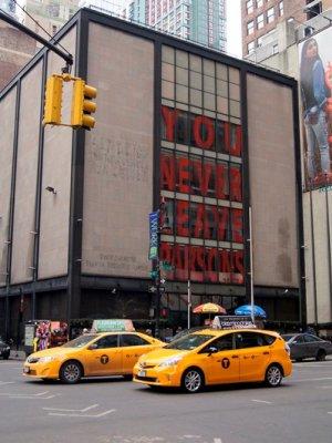 NEW YORK FASHION WEEK JESIEŃ ZIMA 2014/2015 OKIEM LAMODE.INFO