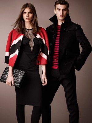 LOOKBOOK BURBERRY PRORSUM PRE-FALL 2013