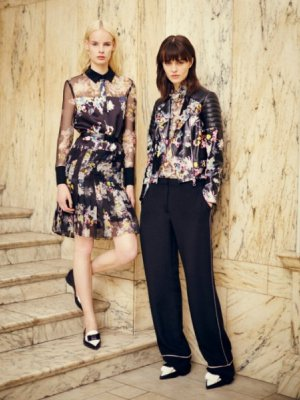 MARTA DYKS W LOOKBOOKU ERDEM CRUISE RESORT 2014