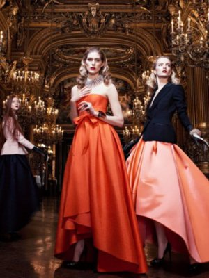 KAMPANIA DIOR READY-TO-WEAR JESIEŃ ZIMA 2013/14