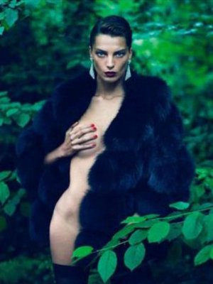 DARIA WERBOWY W VOGUE PARIS