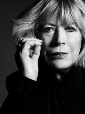 MARIANNE FAITHFULL NOWĄ TWARZĄ SAINT LAURENT