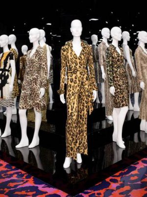 WYSTAWA DIANE VON FURSTENBERG – JOURNEY OF A DRESS