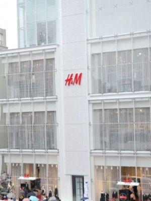 H&M ROZCZAROWUJE, INDITEX TRIUMFUJE