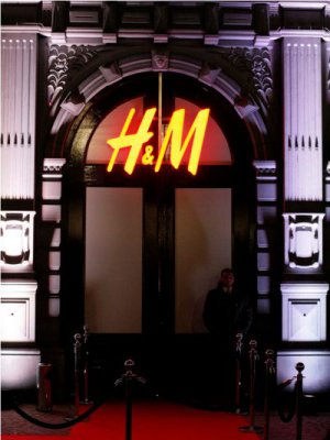 JUŻ ZA TYDZIEŃ RUSZA POCIĄG DO MODY H&M