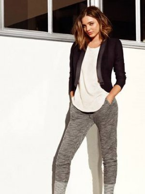 MIRANDA KERR W LOOKBOOKU H&M WIOSNA 2014