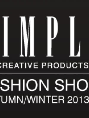 POKAZ KOLEKCJI SIMPLE CREATIVE PRODUCTS JESIEŃ ZIMA 2013/14 NA ŻYWO!