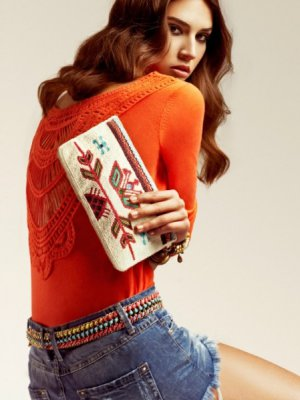 NOWY LOOKBOOK STRADIVARIUS MARZEC 2013