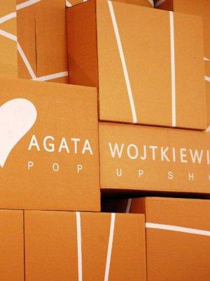 POP-UP SHOP PROJEKTANTKI AGATY WOJTKIEWICZ
