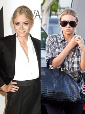 ZOOM NA STYL - ASHLEY OLSEN