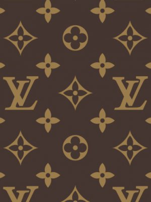 LOUIS VUITTON BEZ LOGO?