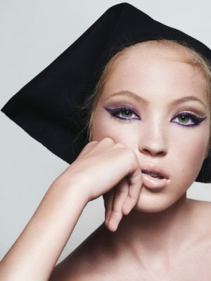 LILA MOSS TWARZĄ MARC JACOBS BEAUTY