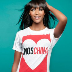 FASHION FOR RELIEF - NAOMI CAMPBELL WSPÓŁPRACUJE Z YOOX.COM