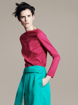 LOOKBOOK ZARA WOMEN WIOSNA/LATO 2011