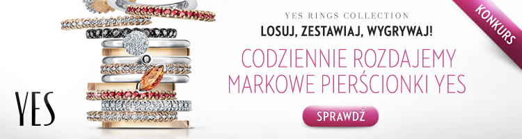 KONKURS YES RINGS COLLECTION