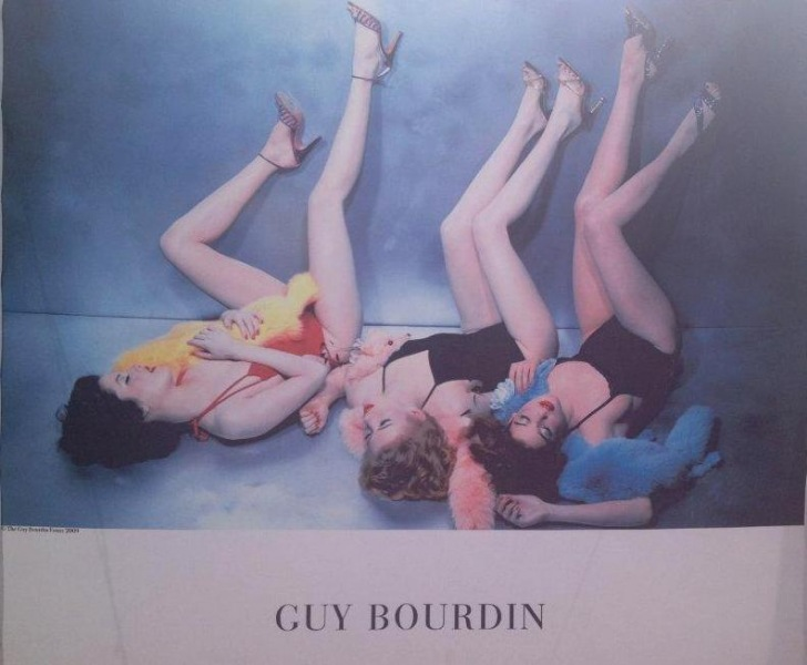 Guy Bourdin w Cannes