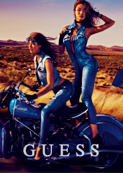 Guess Denim Party