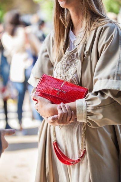 1. Fashion Week street fashion wiosna lato 2016