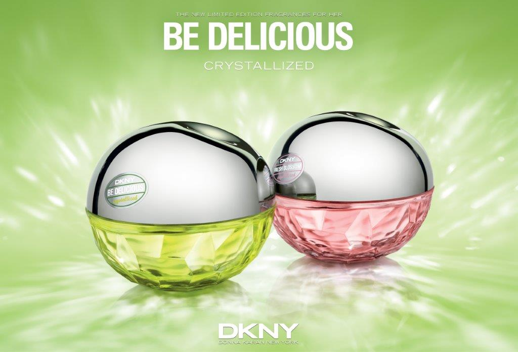 dkny zapachy be delicious crystallized i fresh blossom. Black Bedroom Furniture Sets. Home Design Ideas