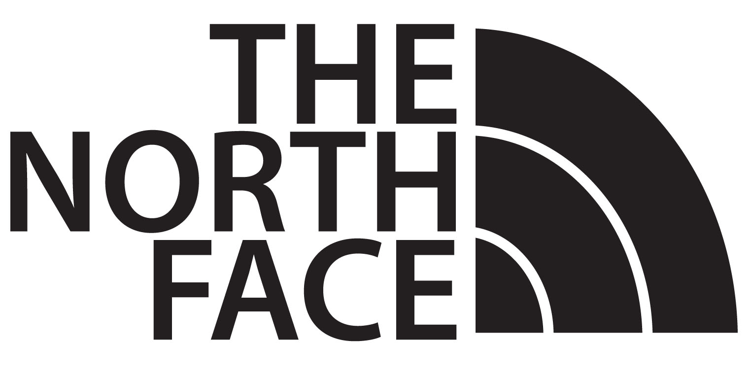 19. THE NORTH FACE - najczęściej podrabiane marki