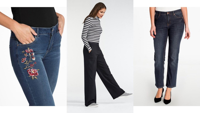 5f2ec18362f Zajrzyjcie do galerii i sprawdźcie obecną ofertę spodni marki KappAhl, a  także topy, które możecie do nich dobrać, aby stworzyć stylizację na jesień  ...