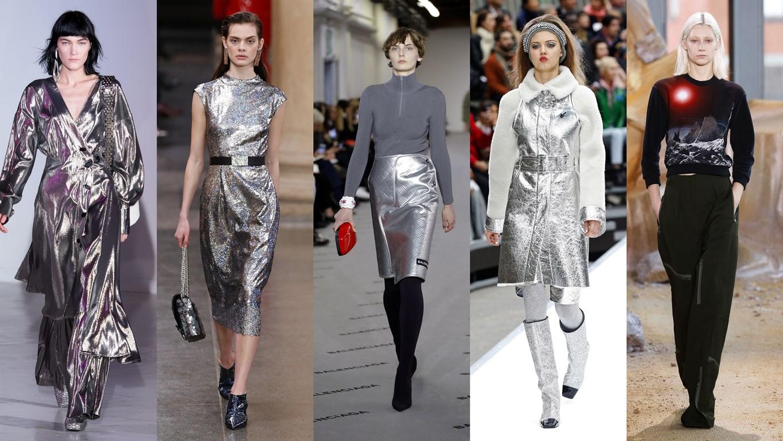 Znalezione obrazy dla zapytania trendy 2017/18 srebro