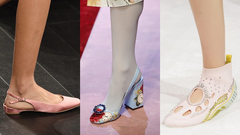 93f5460165487 Buty w pastelowych kolorach: Badgley Mischka, Dolce&Gabbana, Valentino  (fot. East News)