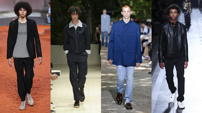 Znalezione obrazy dla zapytania moda męska wiosna 2018